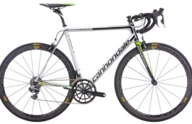 Cannondale SuperSix EVO Hi-MOD Team DI2 (2015)